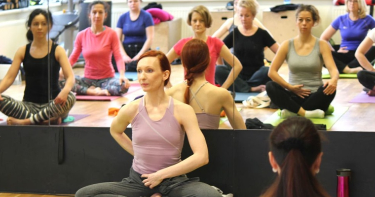 Zdjęcia z warsztatów jogi z Patrycją Gawlińską 5-6 grudnia 2015