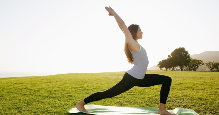 Poranne zajęcia jogi