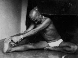 Krishnamacharya mahamudra
