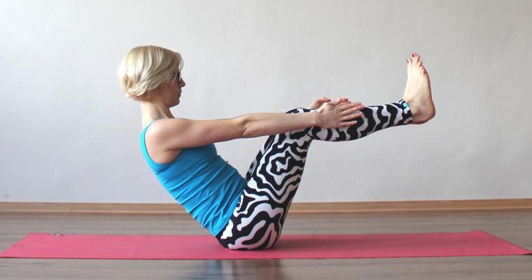 Ćwiczenia wzmacniające brzuch część 2